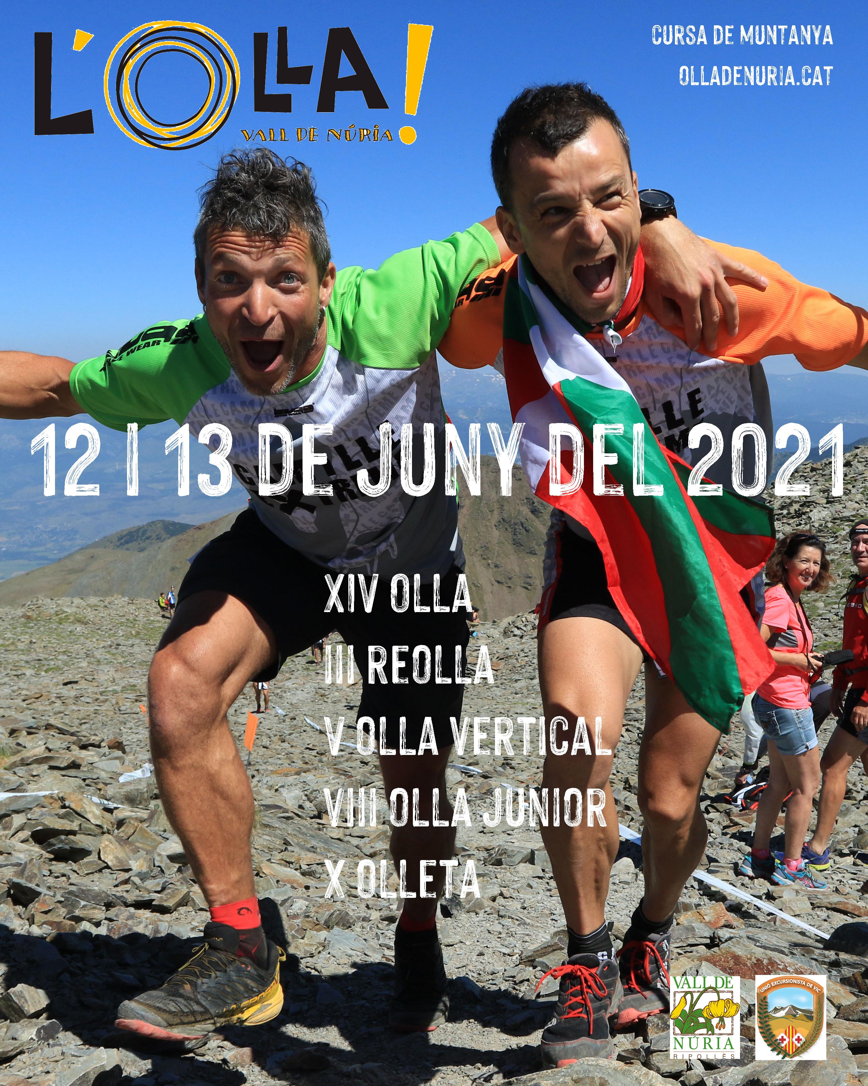 Tenim data de l'Olla de Núria 2021! – Unio excursionista de Vic